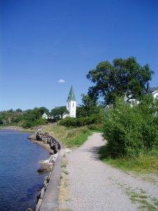 Promenad i Ljungskile