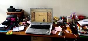 Varför mitt skrivbord behöver städas: