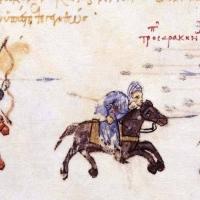Eunucken i Bysans