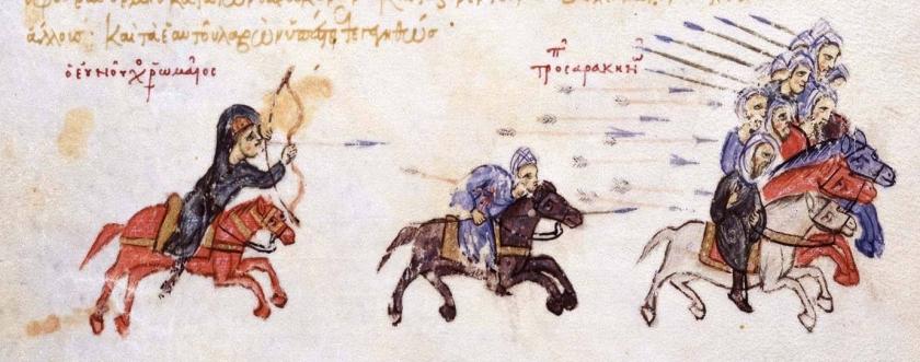 A_Byzantine_eunuch_attacks_the_Arabs