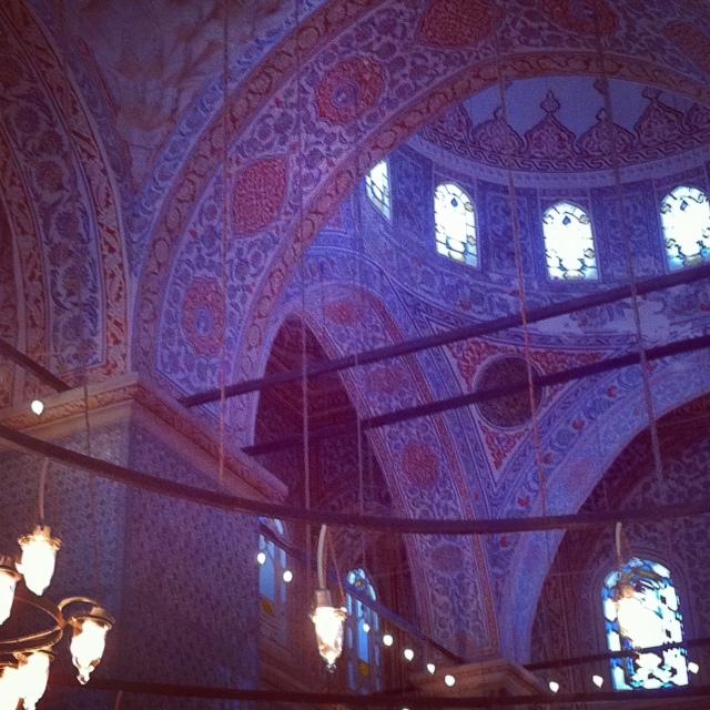 Ville étrange que Constantinople!