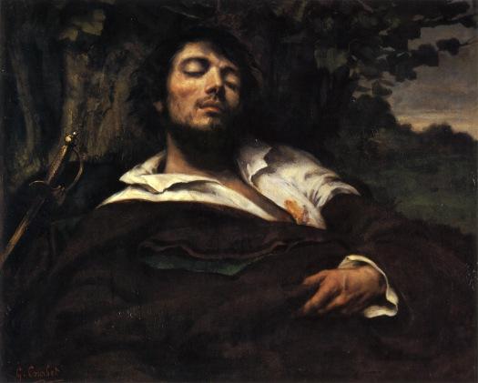 L'homme_blessé)_by_Gustave_Courbet