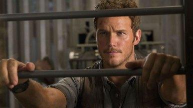 Vänta lite nu... Är det Sam Neills gamla jeansskjorta du har på dig Chris Pratt!?