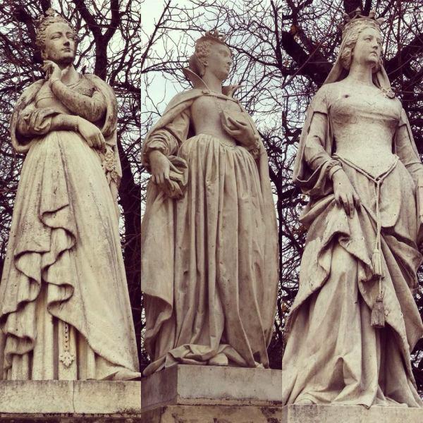 drottningar