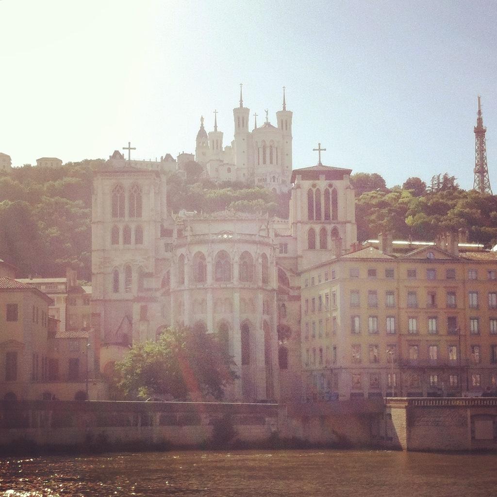 Lyon, hänförelsen
