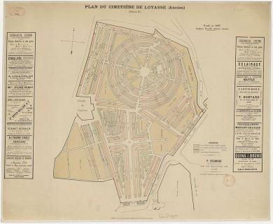 934px-plan_cimetiere_de_loyasse_lyon_1898