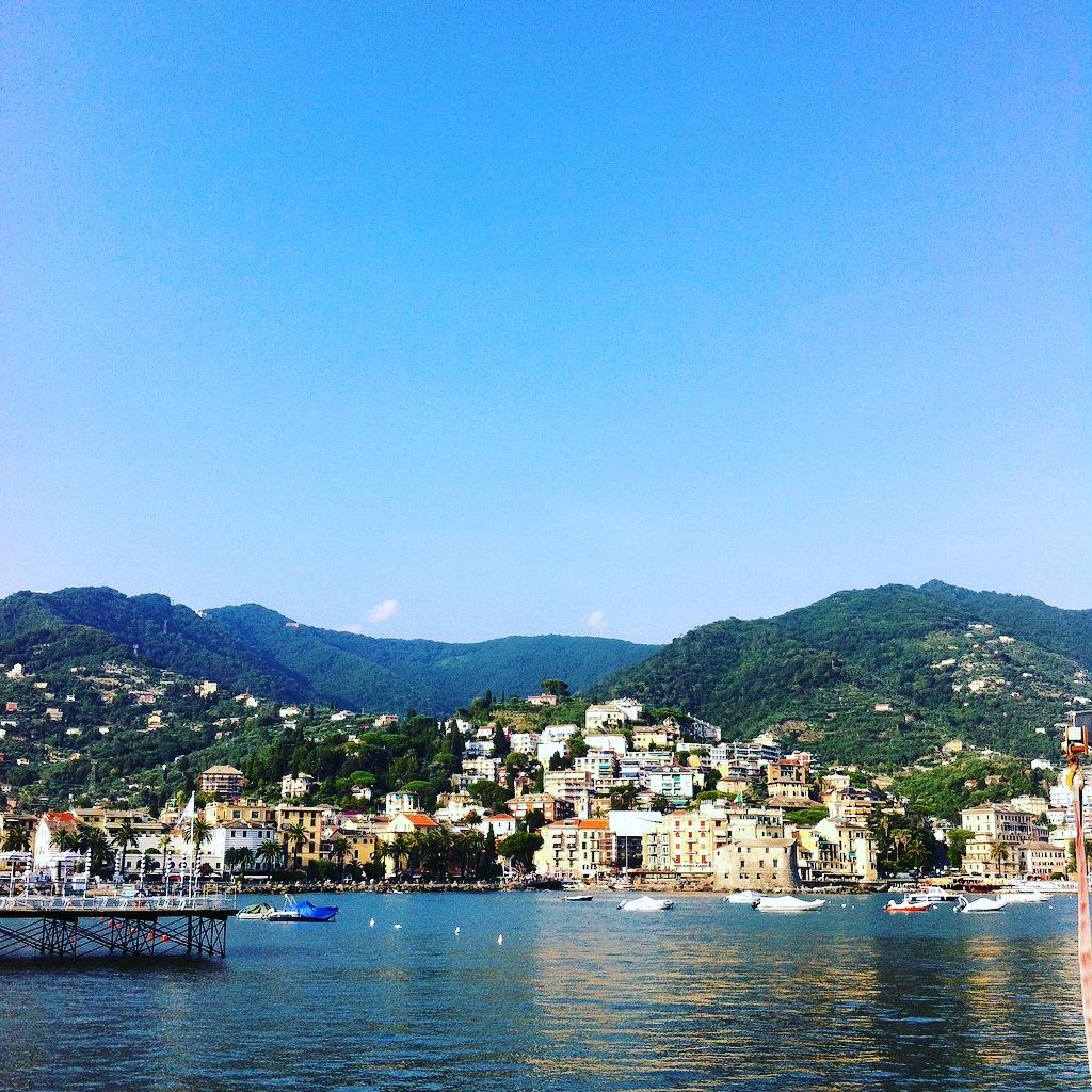 Italienska dagar isolen